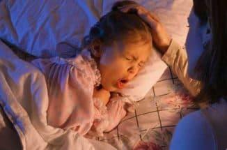 советы от сухого кашля у ребенка