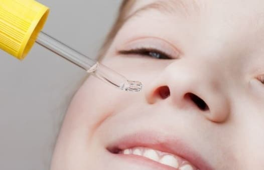 Альбуцид капли в нос: инструкция по применению детям