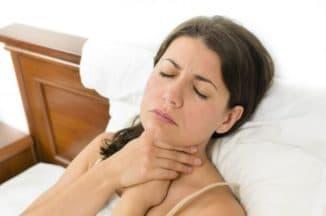 Симптомы ларингита у взрослых