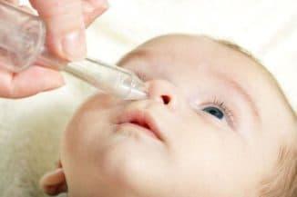 насморк у новорожденного чем лечить