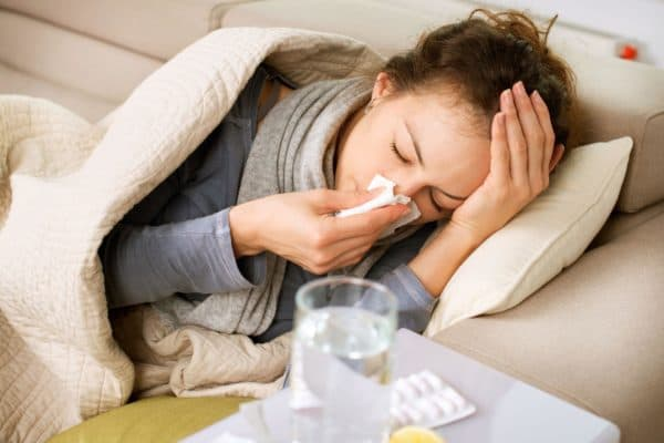 катаральный гайморит симптомы и лечение