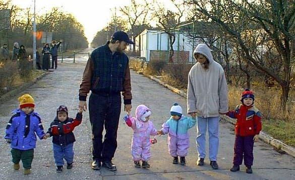 прогулки с детьми на свежем воздухе