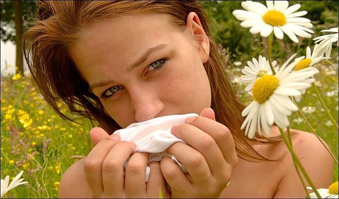 Аллергический ринит народные методы лечения