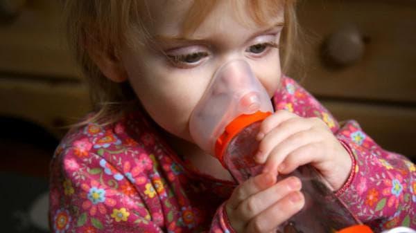 ингаляция от гайморита для ребёнка