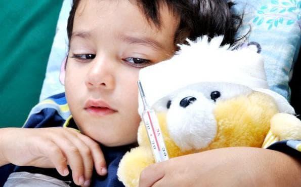 Признаки гайморита у детей 7 лет