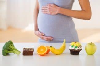 питание при беременности во втором триместре лечение