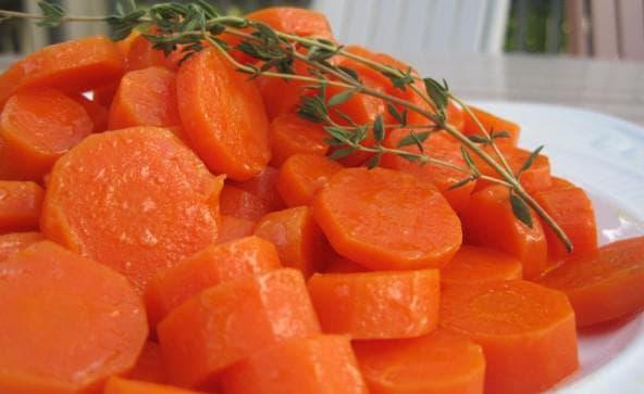 морковь от храпа