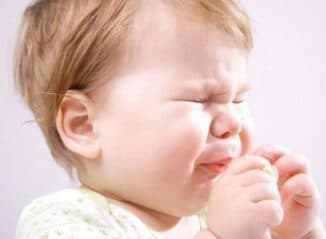 аллергический кашели у детей