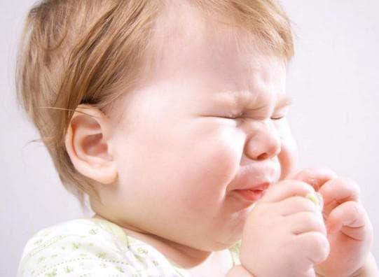 Аллергический кашель у грудничка симптомы