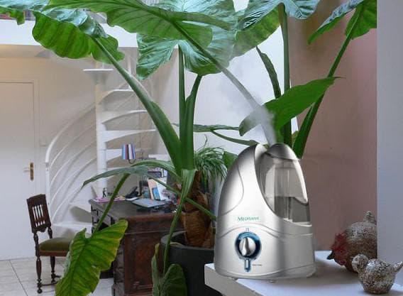 установить влажность в комнате против храпа