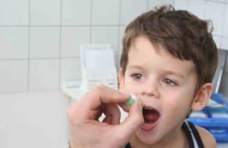 применение стрептоцида для ребёнка