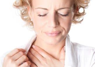 боли в горле от ангины