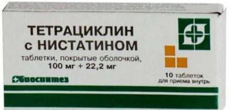 Тетрациклин от хронического бронхита