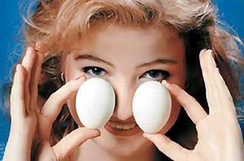 прогревание пазух носа яйцом