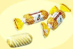 медовая конфета от кашля