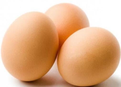 варенный яйца на переносице у ребёнка