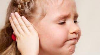 Катаральное воспаление уха