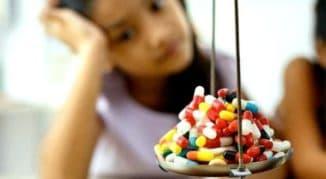 антибиотики и дети
