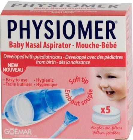 Физиомер для носа малышей