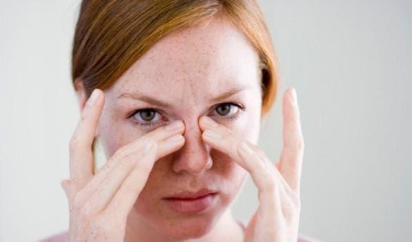 От чего в носу появляются болячки