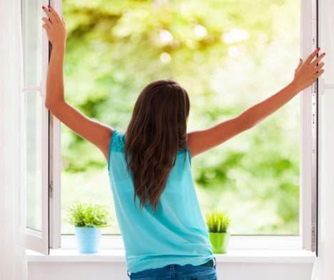 свежий воздух в комнате у ребёнка профилактика бронхита
