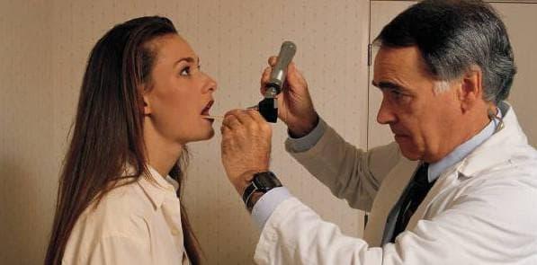 Ощущение инородного тела при глотании (дисфагия)