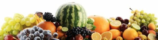 сезонные фрукты при фарингите