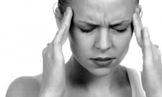 очень сильные боли головы