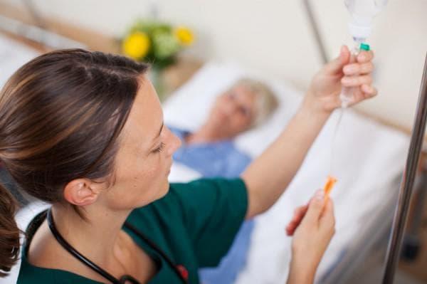 как лечить герпесную ангину у детей - помещением в стационар