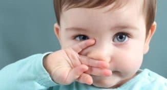 промывание носа грудничку или ребёнку постарше
