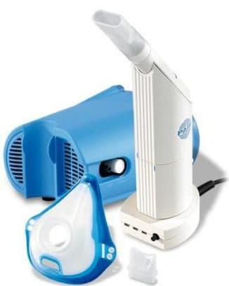 ингалятор ультразвуковой с подогревом для детей и взрослых