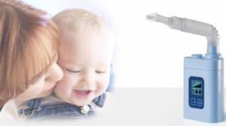 выбрать для ребёнка самый лучший небулайзер