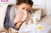 народные средства от простуды и гриппа