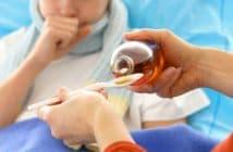 АЦЦ при трахеите ребенку