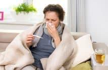 народные противовирусные средства от простуды и гриппа