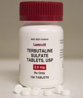тербуталин