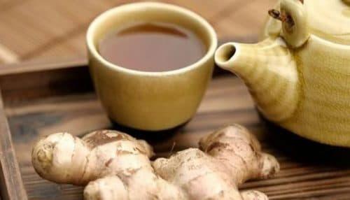 Имбирь: полезные свойства при простуде