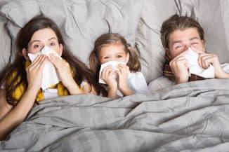 инкубационный период гриппа