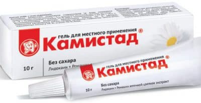 гель Камистад