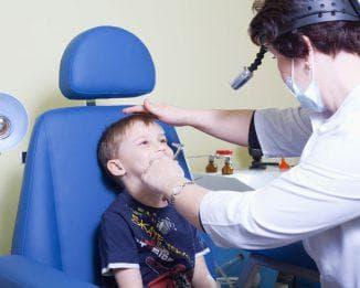 лечение искревлённой перегородки у ребёнка