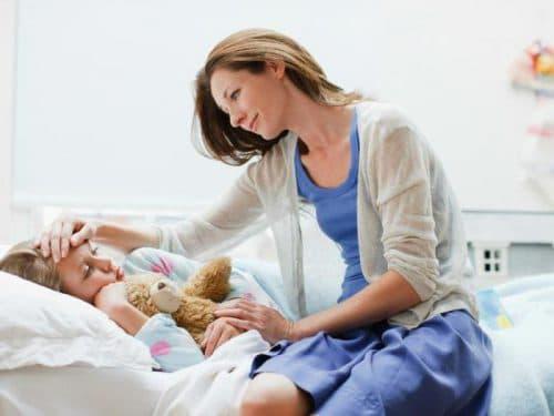 Чем и как лечить трахеит у ребенка? Его причины и симптомы