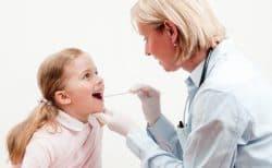 гранулезный фарингит у ребёнка