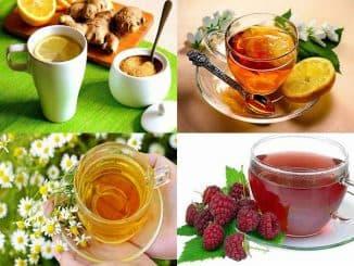 мёд от простуды
