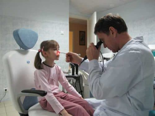 лазеротерапия для носа