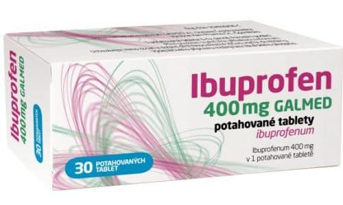 Ибупрофен при простуде без температуры