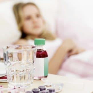 таблетки снимающие симптомы гриппа и простуды