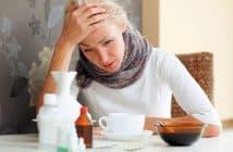 народные средства от сильной простуды