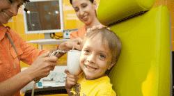 промывание ушей водой ребёнку