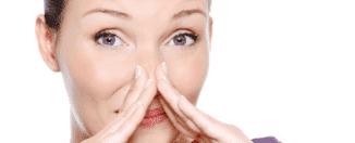 почему в носу образуются кровяные корочки лечение