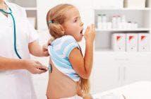 у ребенка охрип голос и кашель